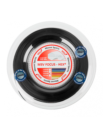 MSV Focus Hex 1.27mm Black...