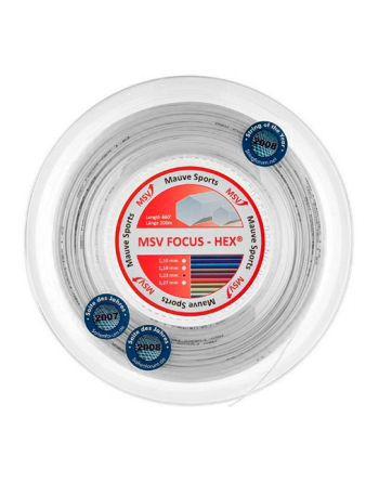 MSV Focus Hex 1.23mm White...