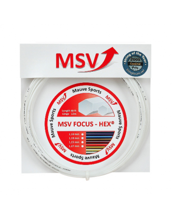 MSV Focus Hex 1.18mm White...