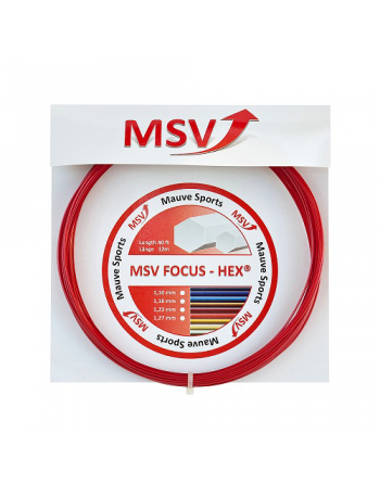 MSV Focus Hex 1.27mm Red...