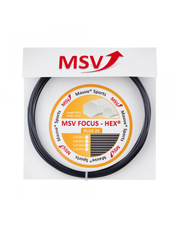 MSV Focus Hex Plus 25...