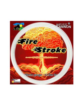 Weiss Cannon Fire Stroke...