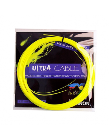 Weiss Cannon Ultra Cable...